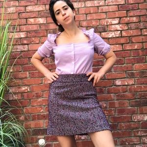 Urban Outfitters The Limited Skirt Size 0 NWT